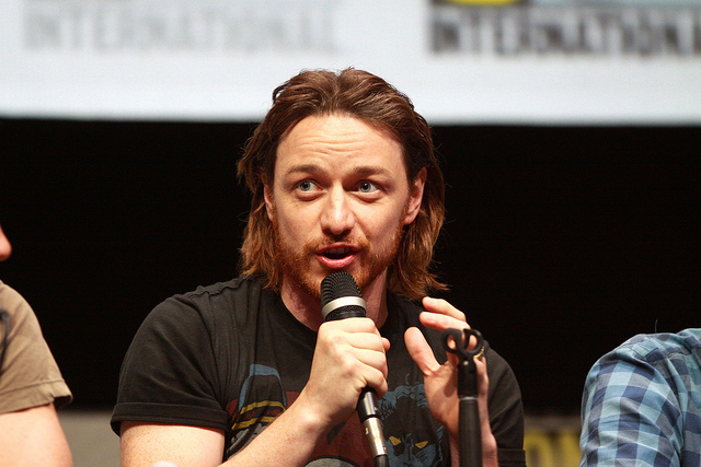 James McAvoy Scottish Actor