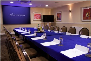 Conference venue in Edinburgh
