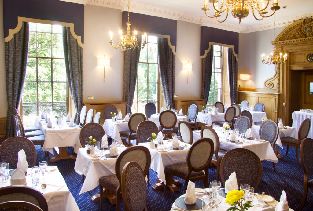 Traditional scottish restaurant in edinburgh city centre for Best private dining rooms edinburgh