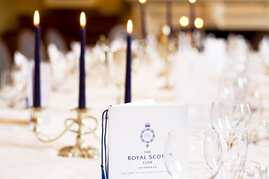 Royal Scots Club Restaurant