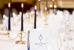 Private Dining at The Royal Scots Club