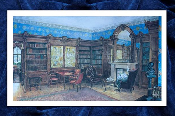rsc-library-print-not-framed