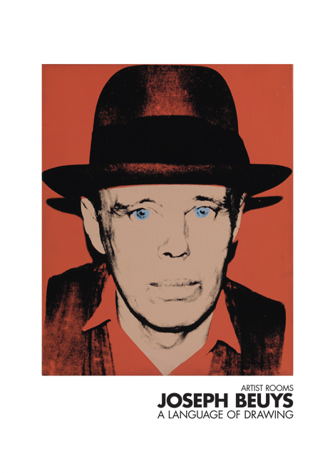 ARTIST ROOMS Joseph Beuys A Language of Drawing