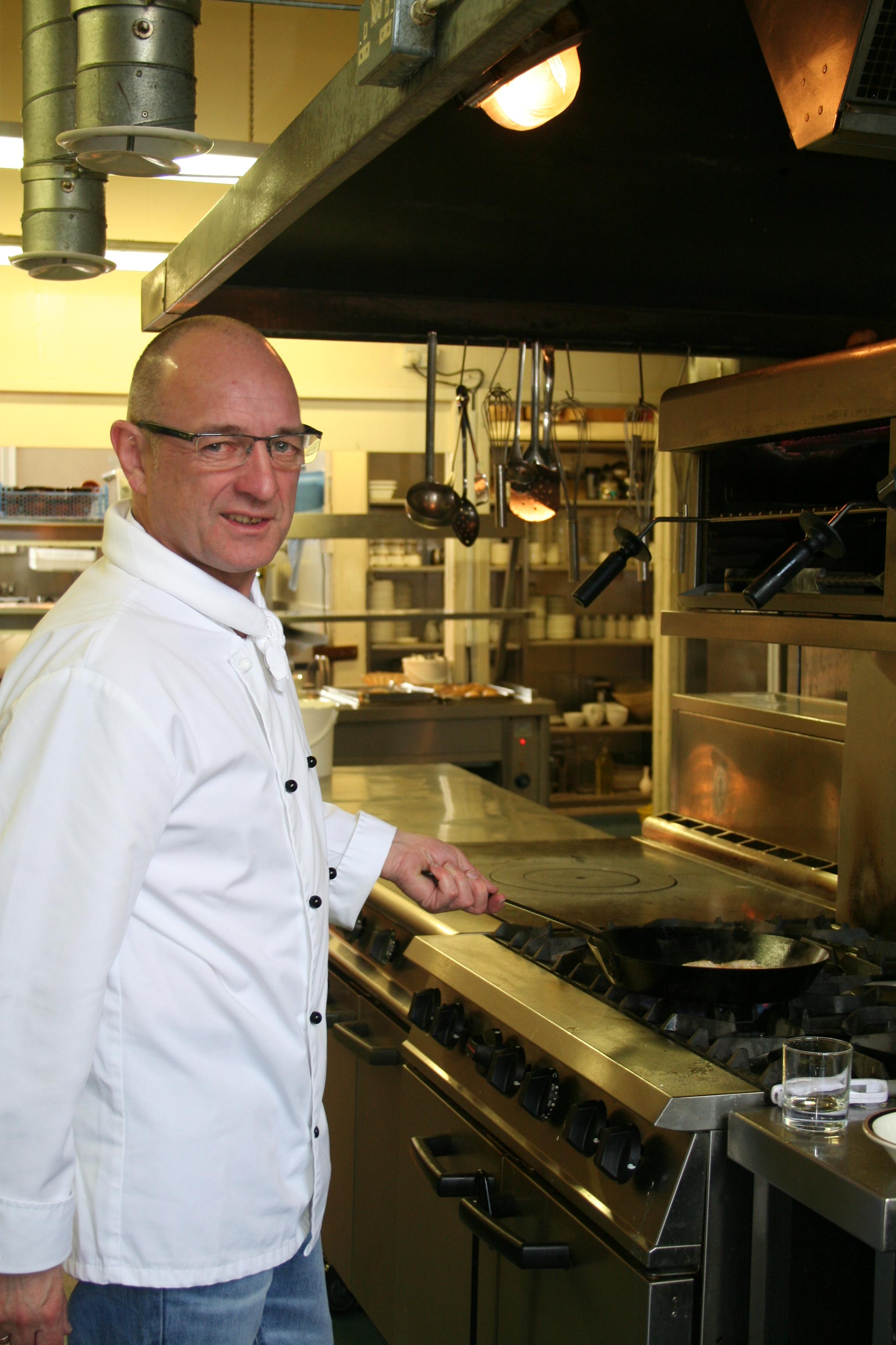 RSC Head Chef, Bremner MacDonald