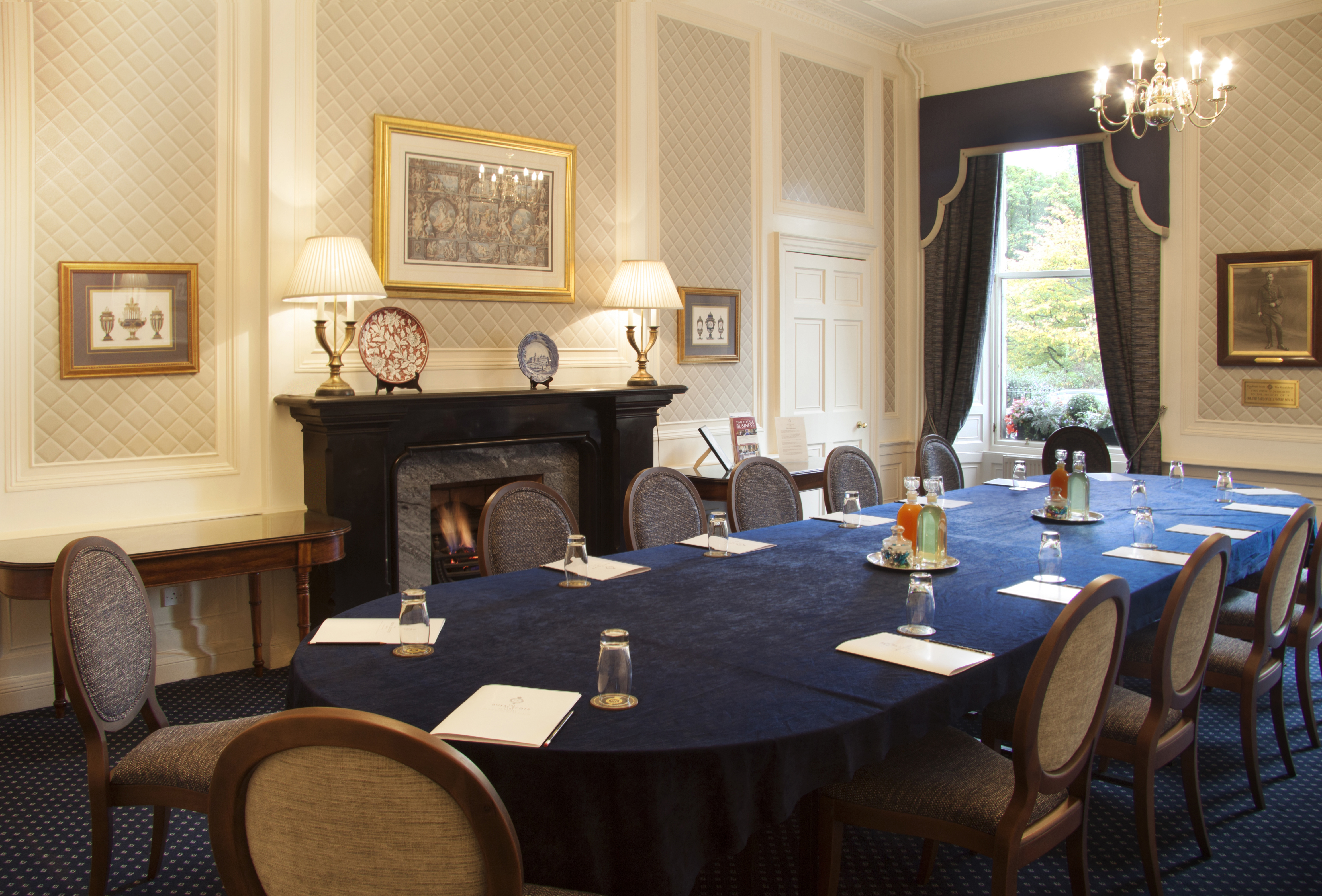 The Ellesmere Room