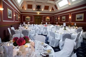 Hepburn suite wedding breakfast